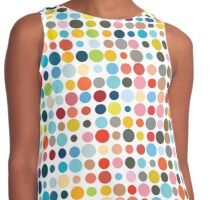 Tangled Up In Colour Contrast Tank