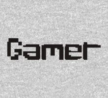 Gamer by mralan