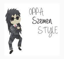 OPPA SZEMEN STYLE by Monique Chippindale