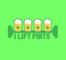 I lift PINTS by jazzydevil