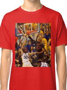 Lebron Robs Steph Classic T-Shirt