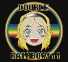 Lux - Double Rainbow! by Astralberry
