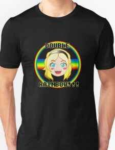Lux - Double Rainbow! T-Shirt