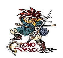 Chrono Trigger  Photographic Print