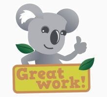 Great work Koala cute by jazzydevil