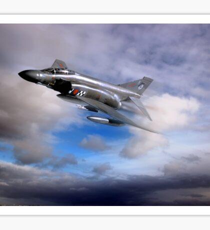 Royal Air Force F4 Phantom Sticker