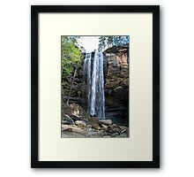 Toccoa's Serenity Framed Print