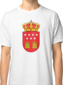 Coat of Arms of the Community of Madrid Classic T-Shirt