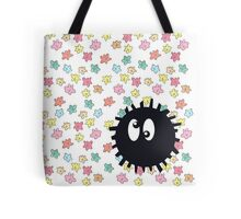 Silly Soot Sprite Tote Bag