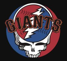 Grateful Dead SF Giants Baby Tee