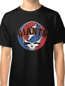 Grateful Dead SF Giants Classic T-Shirt