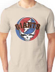 Grateful Dead SF Giants Unisex T-Shirt