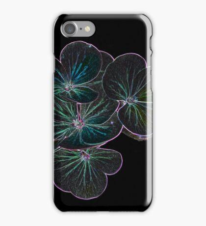 Geranium iPhone Case/Skin