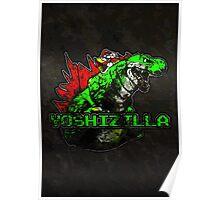 Yoshizilla (Print Version) Poster