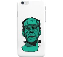 Frankenstein (Done by Tablet) iPhone Case/Skin