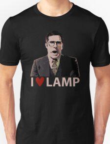 Anchorman I Love Lamp Unisex T-Shirt