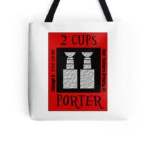 2 Cups Tote Bag