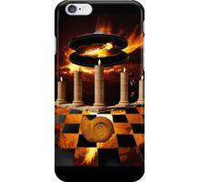 The Elemental Tourist - Fire iPhone Case/Skin
