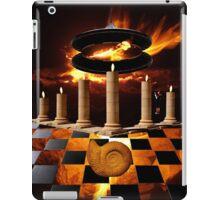 The Elemental Tourist - Fire iPad Case/Skin