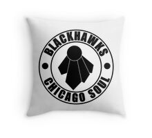 Chicago Soul  Throw Pillow