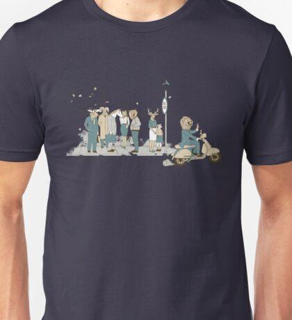 Morning Migration  Unisex T-Shirt