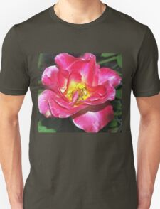 Like a silky pink dress Unisex T-Shirt