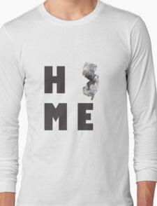 """New Jersey """"HOME"""" Long Sleeve T-Shirt"""