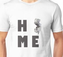 "New Jersey ""HOME"" Unisex T-Shirt"