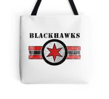 Air Hawks Tote Bag