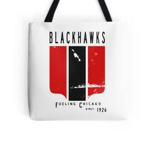 Gas Station Sign Tote Bag