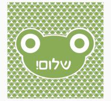 Sholom -the frog One Piece - Long Sleeve