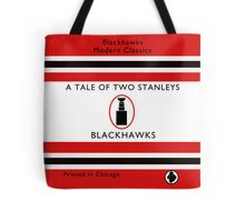 Two Stanleys Book Cover Tote Bag