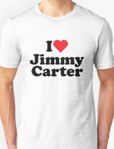 I Heart Love Jimmy Carter T-Shirt