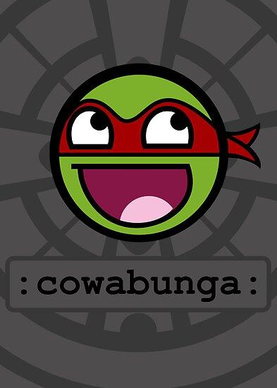 Cowabunga Buddy Squad: Raphael by Cowabunga