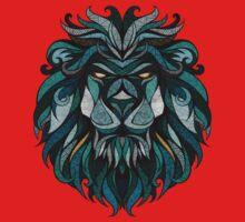 Lion Deep Totem Kids Clothes