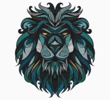 Lion Deep Totem Kids Clothes