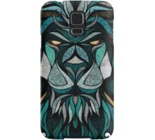 Lion Deep Totem Samsung Galaxy Case/Skin