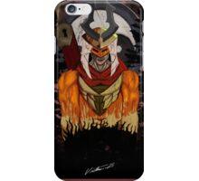 Kuro Shinrin no Shogun-sama iPhone Case/Skin