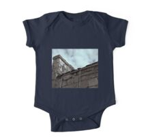 Building in HDR  One Piece - Short Sleeve
