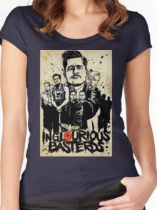 Inglorious basterds Women's Fitted Scoop T-Shirt