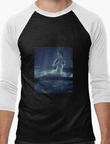 Night Crash Men's Baseball ¾ T-Shirt