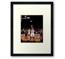 Paul Pierce Framed Print