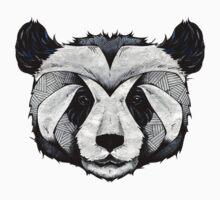 Panda Deep totem Kids Tee