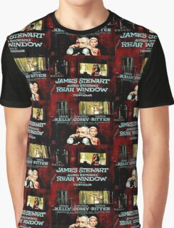 Rear Window Graphic T-Shirt