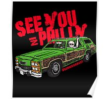 See you In Philly Bernie Sanders DNC 2016 Poster