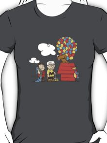 some Peanuts UP there V.2 T-Shirt