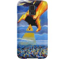 if thine eye offend thee... Samsung Galaxy Case/Skin