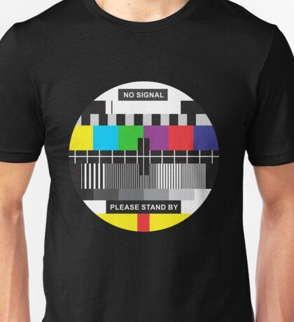 TV No Signal Unisex T-Shirt