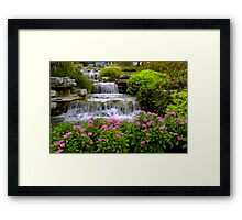 Secret Places Of Your Heart Framed Print