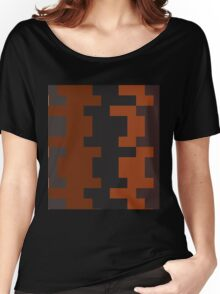 Burnt Women's Relaxed Fit T-Shirt
